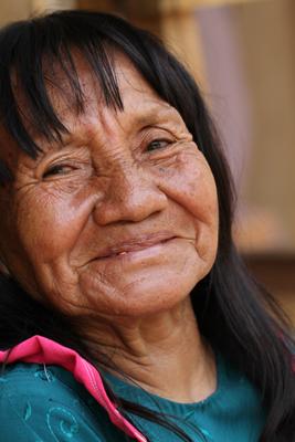 Maestra Rosa Pinedo Vasquez