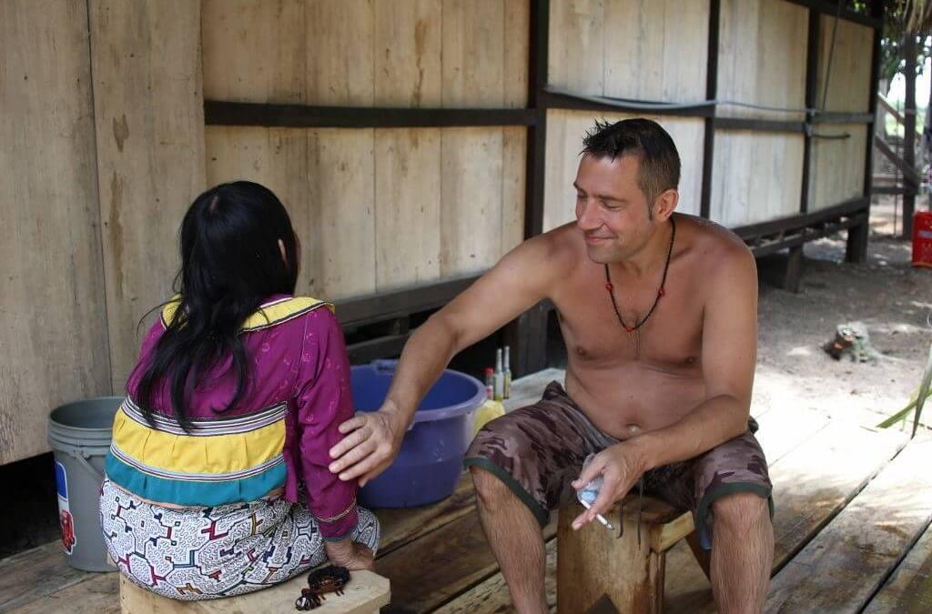"HEALING THE ""SHIPIBO – GRINGO"" RELATIONSHIP"