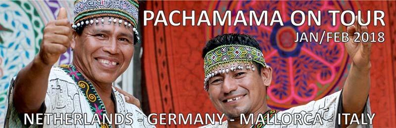 Pachamama on tour