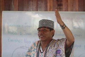 Luis Marquez Pinedo - Shipibo Teacher