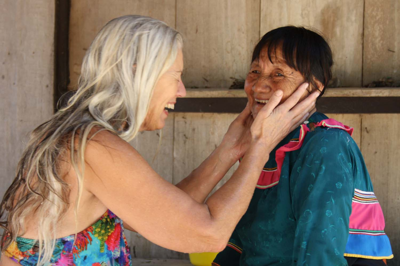ayahuasca experience retreats peru