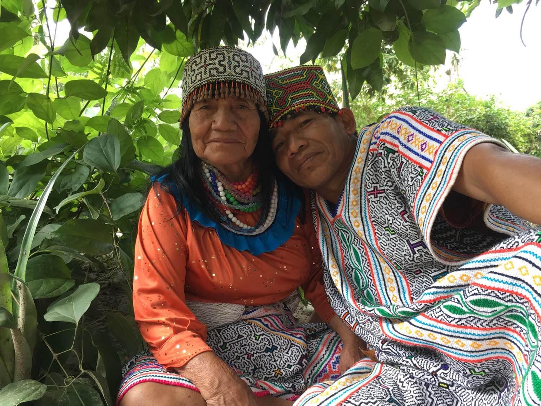 shipibo shaman healers ayahuasca ceremony
